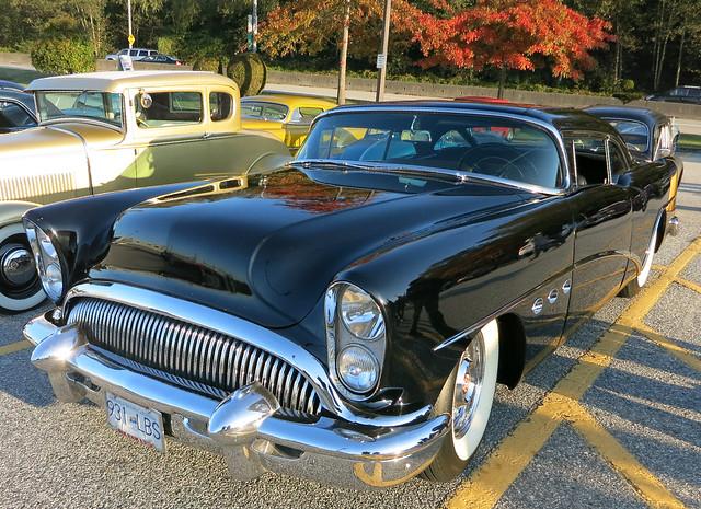 1954 Buick, customised