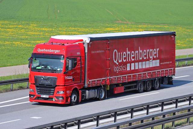 MAN TGX 18.470  Quehenberger