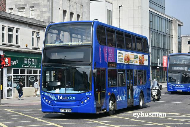 Bluestar 1254, LX56ETR.