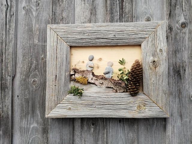 Kunst in Holz