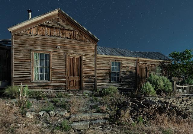 Give Me a Home Where the Tumbleweeds Roam