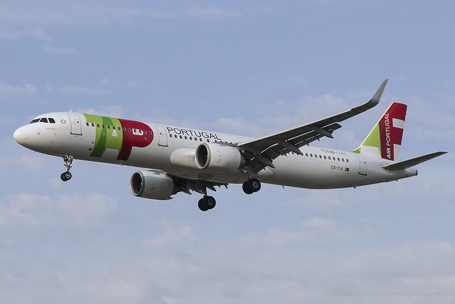 CS-TJI TAP Air Portugal