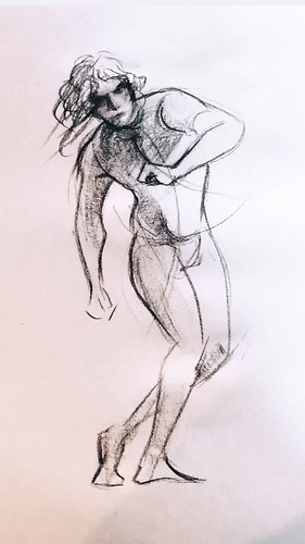 Drawing for movement