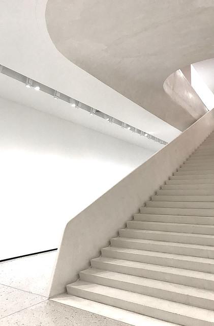 Städel Treppe