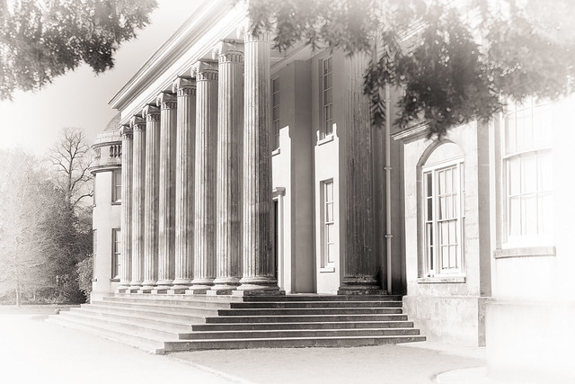 'Shugborough Columns'…….