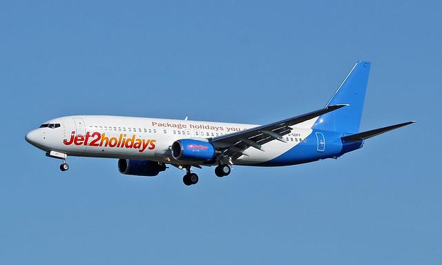 Boeing 737-85P G-GDFF [28385/421]