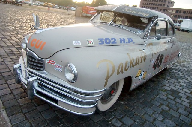 Packhard DeLuxe Eight Coupe