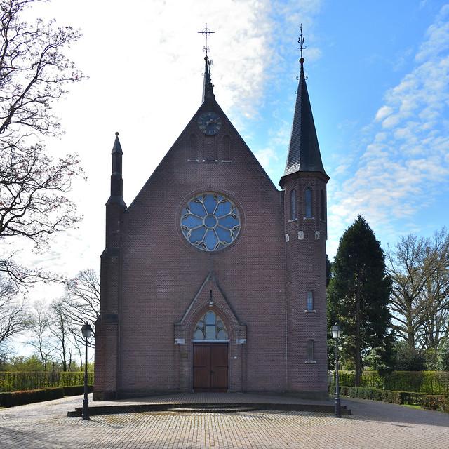 Sint-Barbarakerk, Griendtsveen.