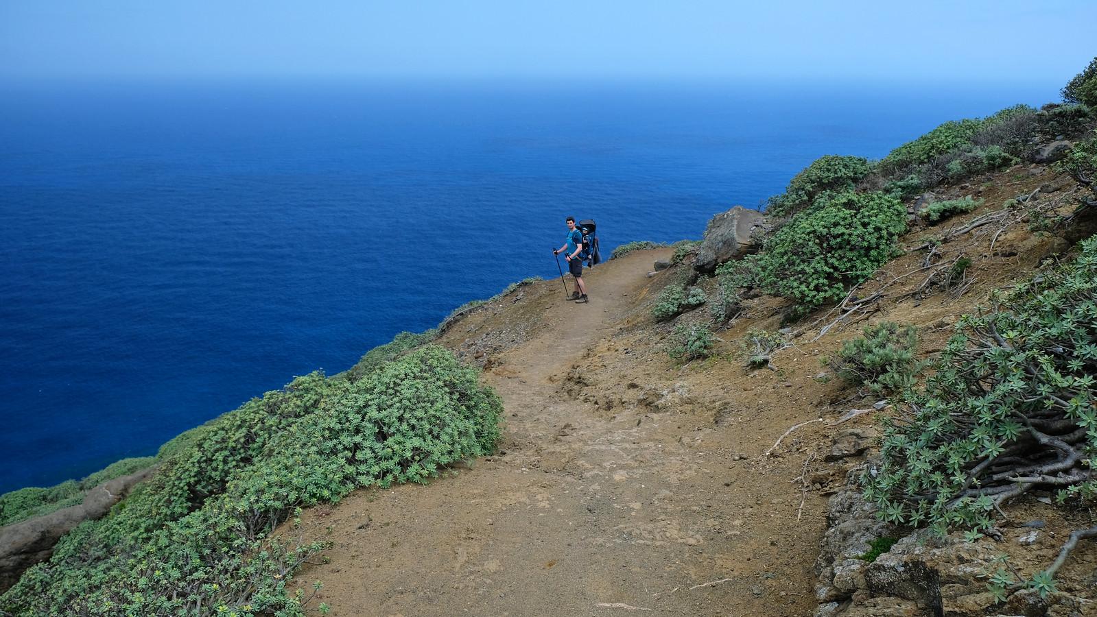 Anaga Lighthouse Circuit, Anaga Rural Park, Tenerife