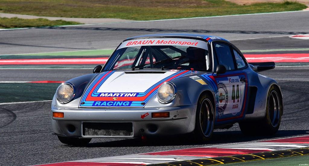 Porsche 911 3.0 RS 1980 / Ecke Kurtal / Klaus Horn / Escuderia Costa Daurada