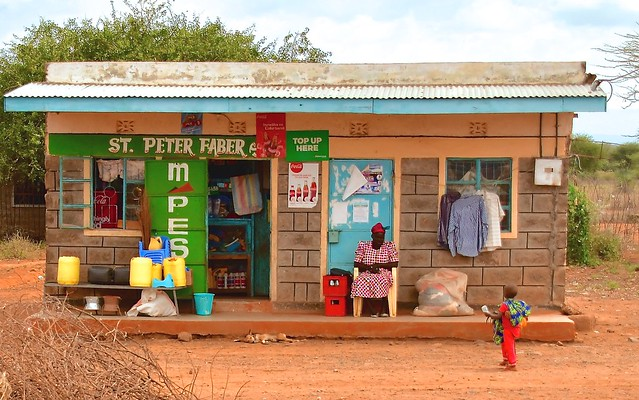 Kenya- near Nakuru lake