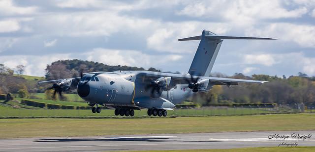 RAF A400M Atlas