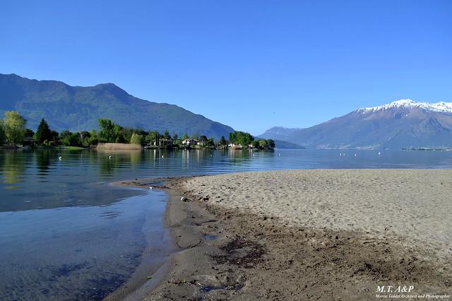 Panorama lacustre - Sorico, Lago di Como
