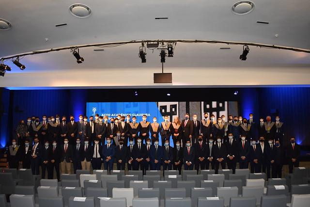 Clausura del curso académico 2020-2021