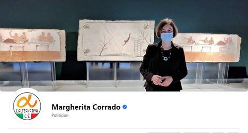 ROMA ARCHEOLOGICA & RESTAURO ARCHITETTURA 2021: Sen. Margherita Corrado & Archeologa: Folio d