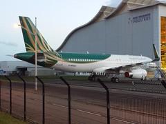 Saudi Gulf                                            Airbus A320                                       F-WHUU