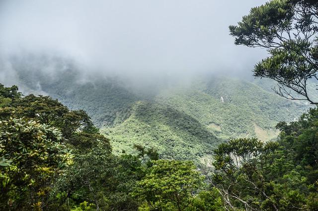 六禮山危瘦稜展望 (1)