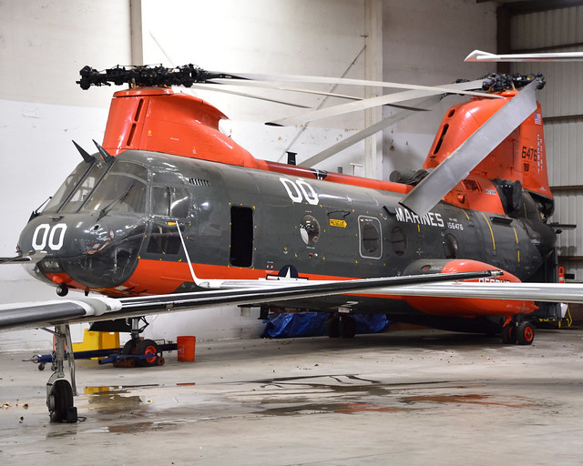 HH-46E 156476 at CCR (1)