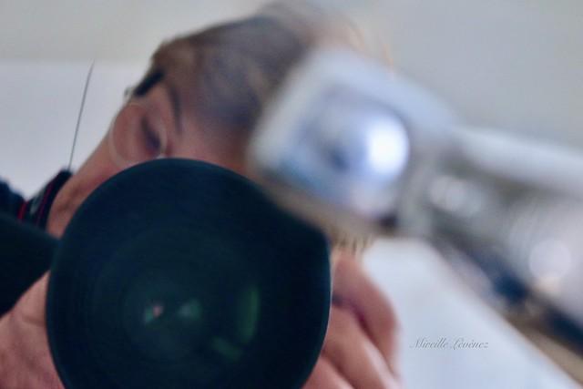 HLCoF! Selfie & casserole lid