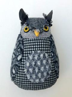Grey Owl, so many patterns!