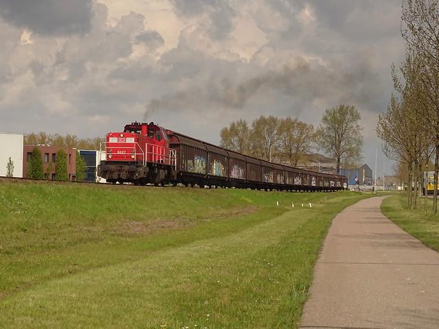 DBC 6427, Moerdijk
