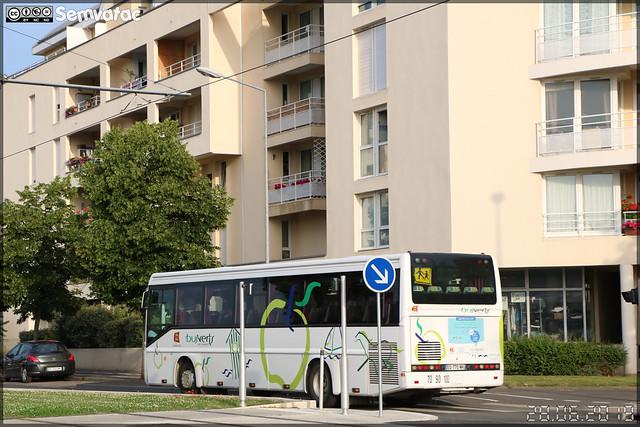 Irisbus Arès – Keolis Bus Verts / Normandie / Les Bus Verts du Calvados n°3204