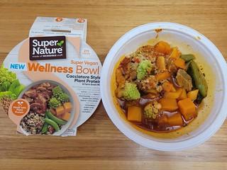 Super Nature Super Vegan Wellness Bowl