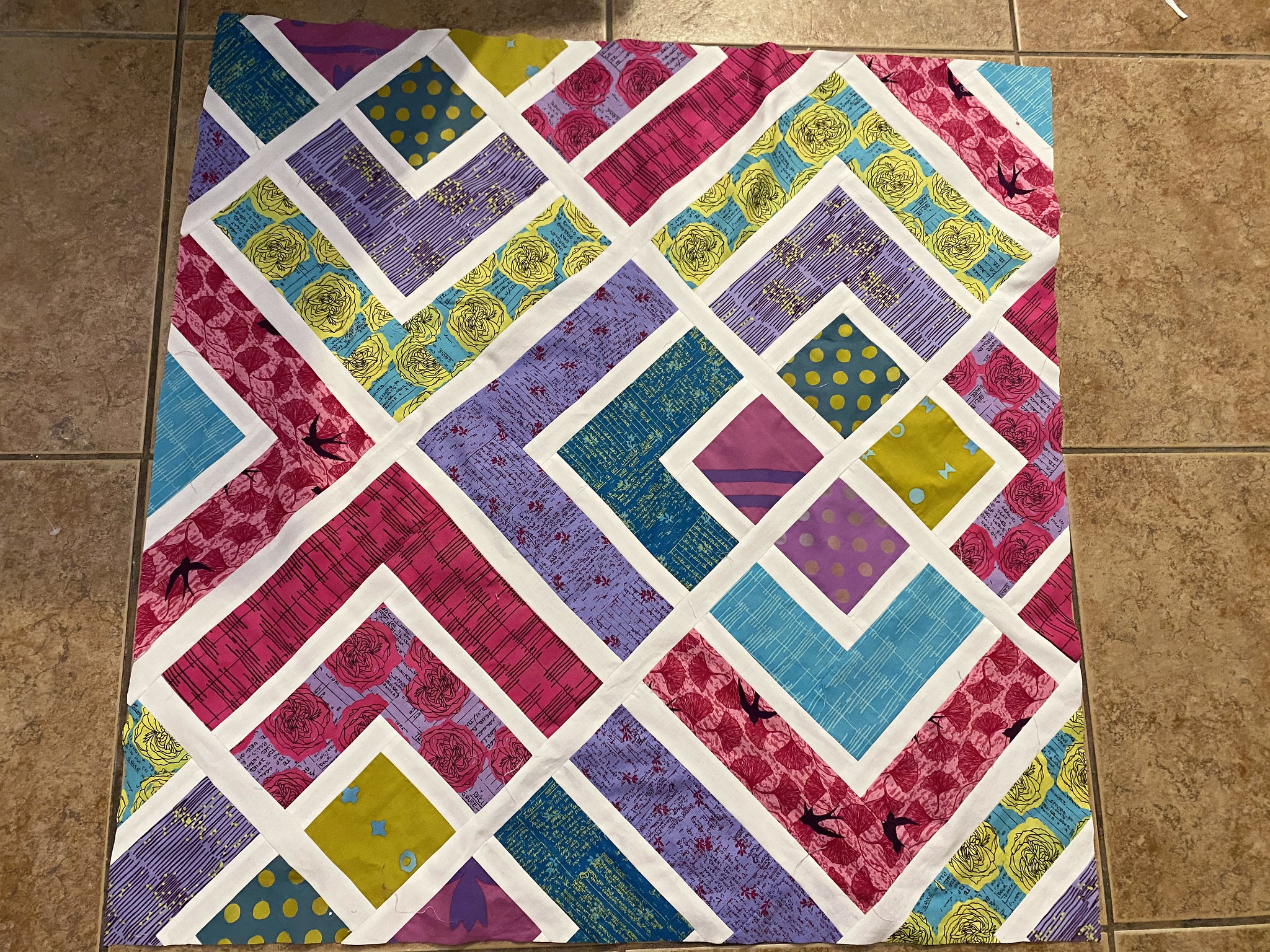 Patti's Penny Quilt