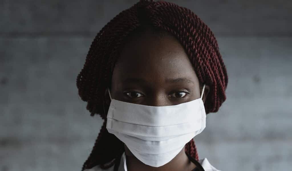 Des polluants présents dans les masques jetables