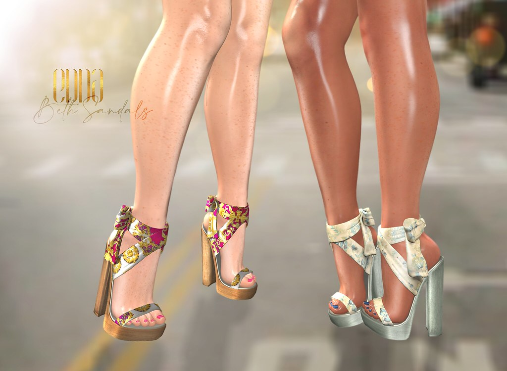 New Release@Beth Sandals