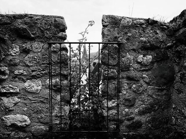 Burgmauer zu Rattenberg