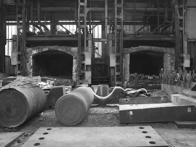 steel works IV