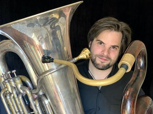 Oscar Abella - York Tuba - Serpent - Serpentón