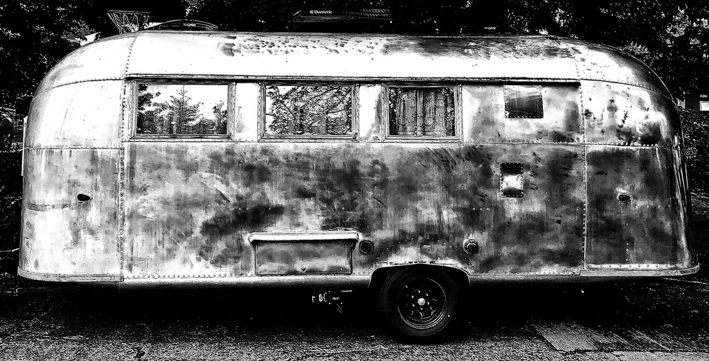 IMG_3713bw Airstream at rest