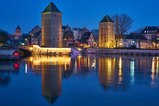 Strasbourg Blue Hour