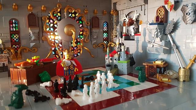 Kings Lego
