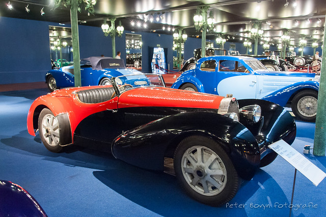 Bugatti Type 55 Roadster - 1935