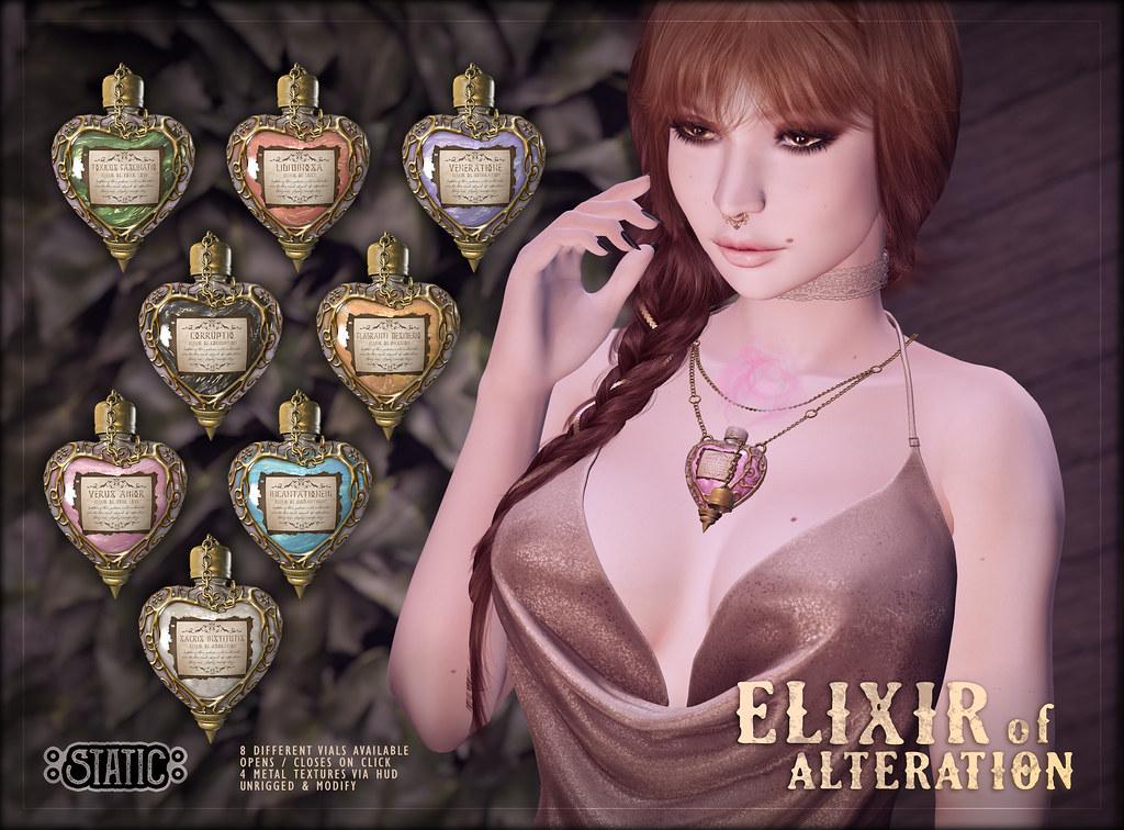 Elixir of Alteration