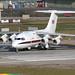 ZE701  -  British Aerospace BAe146-100 Statesman  -  Royal Air Force  -  ZRH/LSZH 25-1-19