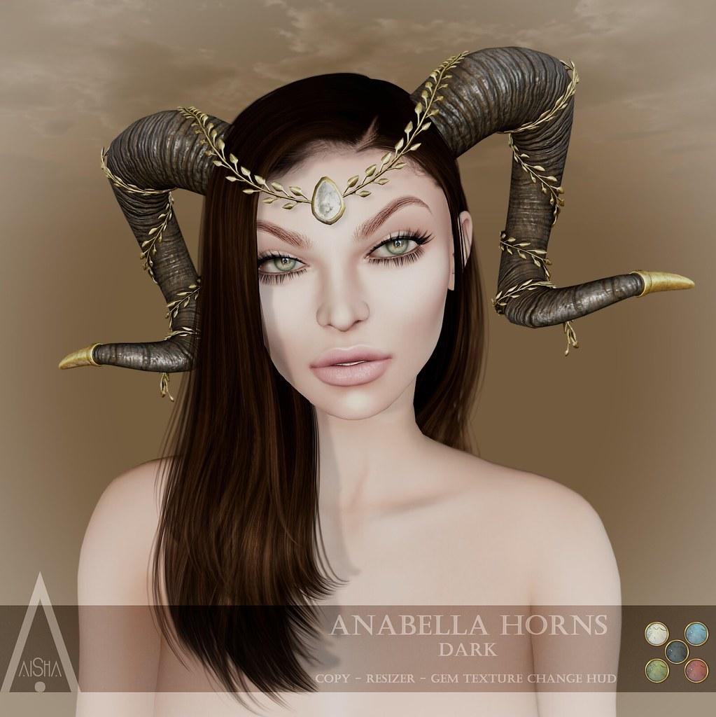 .AiShA. Anabella Horns @Enchantment Midsummer Night´s Dream