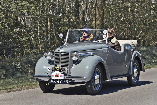 Austin Eight Tourer 1939 (2380)