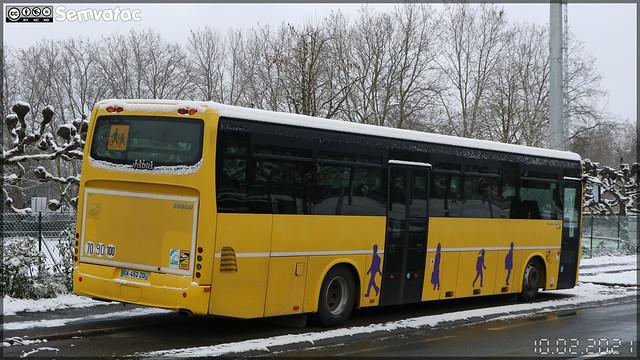 Irisbus Récréo – Transdev – STAO 72 (STAO PL, Société des Transports par Autocars de l'Ouest – Pays de la Loire) n°21793