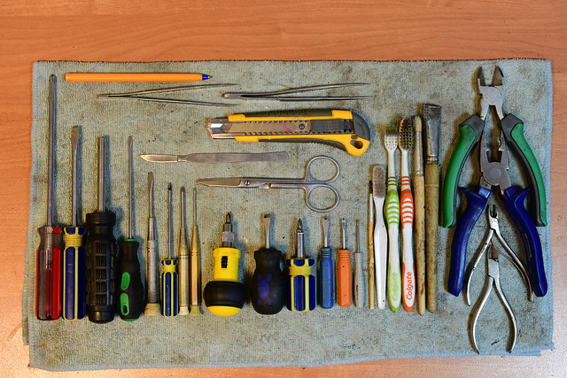 Инструменты / Tools