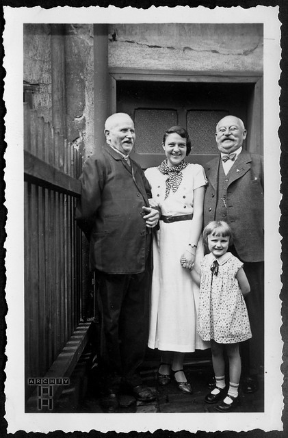 ArchivTappen233AAl3k727 Kindheit in Schlesien, 1930er