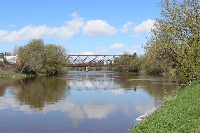 Bridge over Rivière Noire