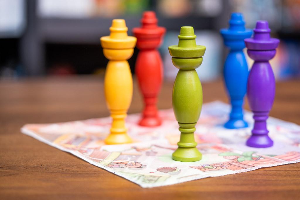 Buurn boardgame juego de mesa