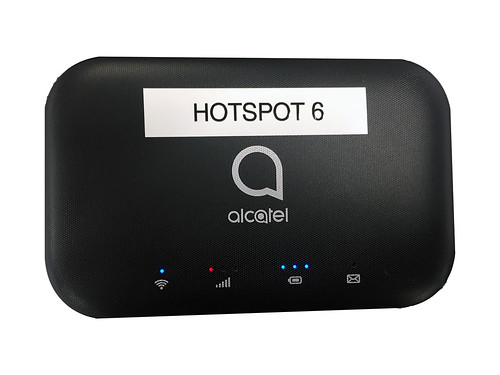 Mobile Hotspot at Cedar Mill and Bethany Community Libraries