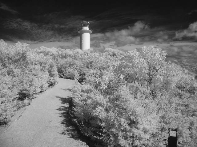 Cape Tourville Light II IR