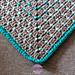 Prism Block Stitch Baby Blanket