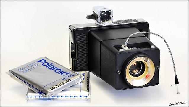 Polaroid ID-3 Camera.